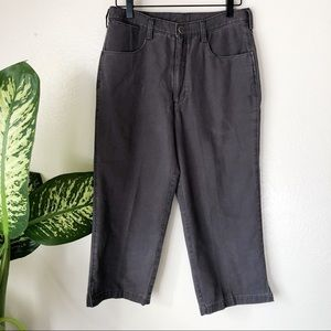 North Face | Cropped Wide Leg Pants